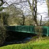 Footbridge over the Waskerley Beck