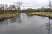River Test   in February