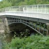 Cantlop Bridge. An early example of bridge building by Thomas Telford