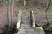 Thornthwaite packhorse bridge