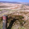 North-west from Cefn Coch