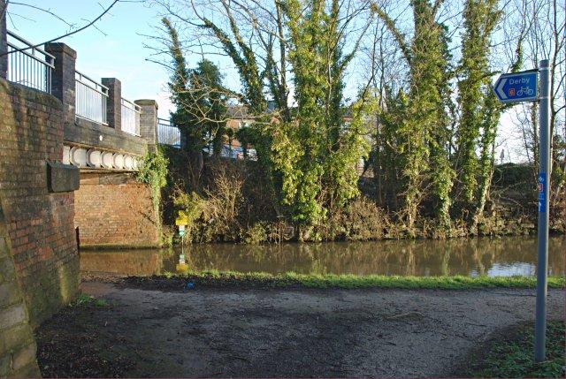 Cuttle Bridge, Trent & Mersey Canal