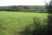 Farmland near Bay of Biscay