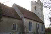 Parish church of Borley (2)