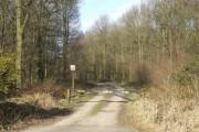 No public access to Horsemoor Wood