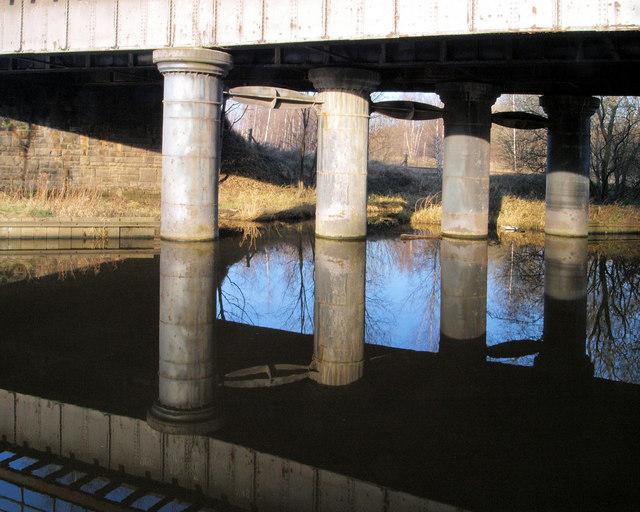 Pillars of steel
