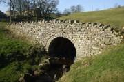 Stone Bridge over Hill Gill