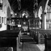 Interior of St Bridget's Church, Bridgerule