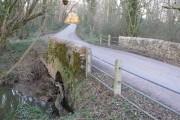 Hunter's Bridge (3) near Longburton, Dorset