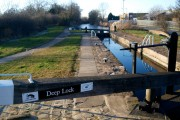 Deep lock number 47 on the Chesterfield Canal