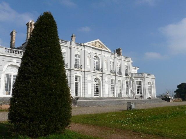 Oldway mansion gardens, Paington