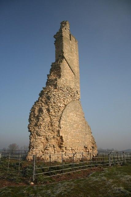 Kirkstead Abbey ruin