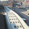 Newport: bus station roof