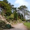 Path, Oldway mansion, Torquay Road, Paignton