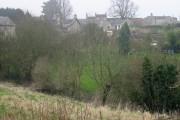 Englishcombe from Washpool Lane