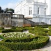 Parterre and flowers, Oldway Mansion, Paignton