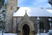 The Parish Church at Wormhill