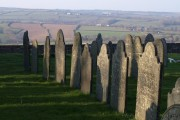 Gravestones, Thornehillhead