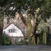 Exit road, Oldway Mansion, Paignton