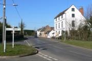 Desford Lane in Kirkby Mallory