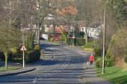 Peckleton Lane in Desford, Leicestershire