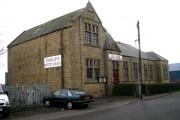 Staincliffe Baptist Church - Garnett Street