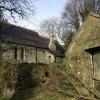 Eglwys Wythwr, chimney and bier house