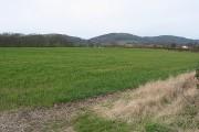 Farmland towards the Malverns