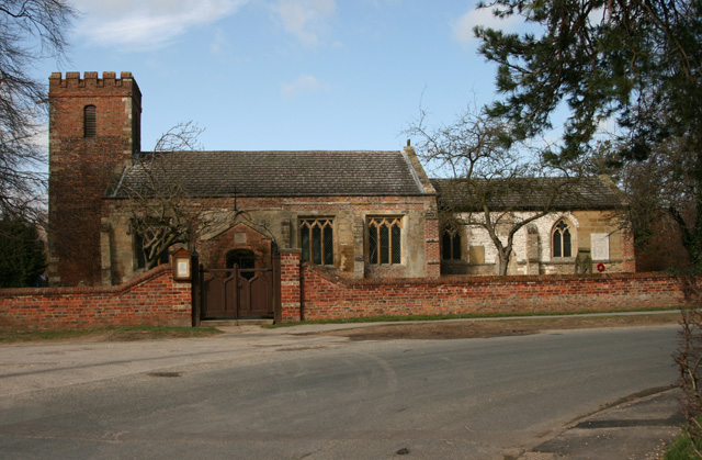 St Catherine's C of E, Leconfield