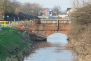 Stepney Lane Bridge, Hull