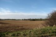 Farmland in all directions