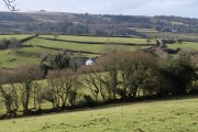 Hole from Meldon Common