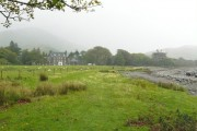 Lochbuie House and Moy Castle