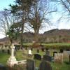 Graveyard of Holy Trinity Church, Bickerton