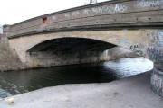 Wood Lane canal bridge