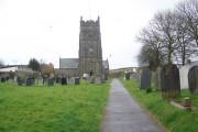 St Calixtus Church, West Down