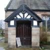 Parish Church of St Martin, Ashton upon Mersey, Porch