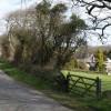 Lane past Trewen