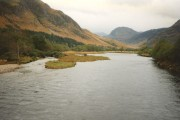 River Elchaig from bridge
