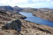 Loch na Creige Crainde