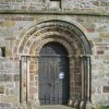 St Mary's Church, Kirkby Lonsdale, Doorway