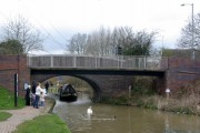 Bridges over the Coventry Canal