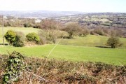 View over the Sirhowy valley