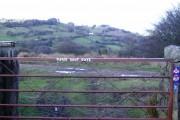 Towards Hendre Glyn Farm