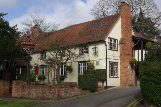 The Bear Inn, Berkswell