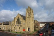 St. Georges Church and Inskip Terrace