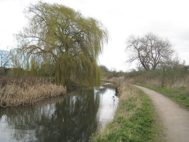 River Cray in Crayford