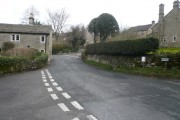 Froggatt Village - Road Junction