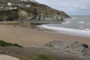 Aberporth Beach