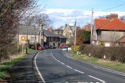 Sherburn House village